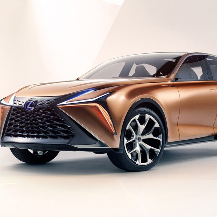 The Lexus LF-1 Limitless